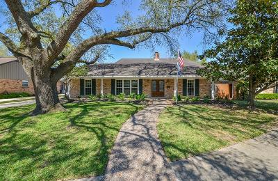 Houston Single Family Home For Sale: 5906 Dumfries Drive