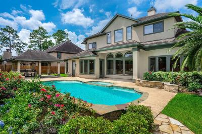Cypress Single Family Home For Sale: 13830 Campwood Lane