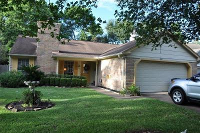 Cypress Single Family Home For Sale: 11318 Sky Ridge Drive