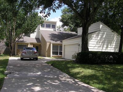 Sugar Land Single Family Home For Sale: 13818 Lynnwood Lane