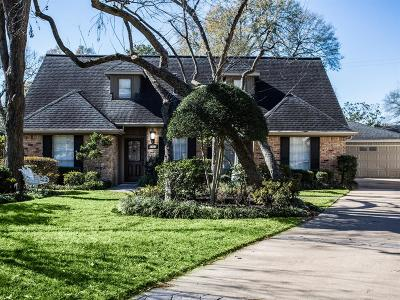 Houston Single Family Home For Sale: 4403 Mountwood Street