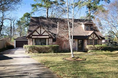 Shenandoah Single Family Home Pending: 742 Saddlewood Circle
