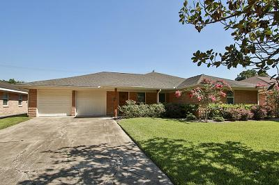 Houston Single Family Home For Sale: 4314 Wigton Drive