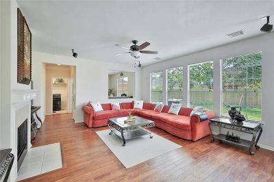 Katy Single Family Home For Sale: 2010 Bluffton Lane