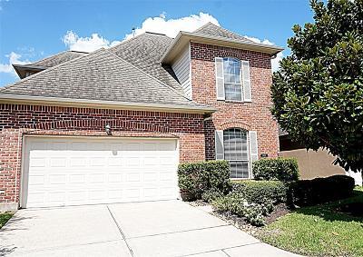 Houston Single Family Home For Sale: 14110 Hollowmill Lane
