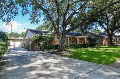 Houston Single Family Home For Sale: 5030 Wigton Drive