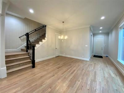 Houston Single Family Home For Sale: 815 W 26th Street