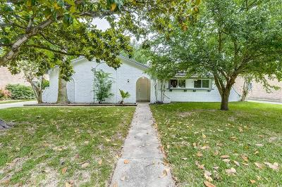 Houston Single Family Home For Sale: 6111 Lugary Drive