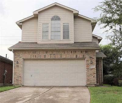 Spring, The Wodlands, Tomball, Cypress Rental For Rent: 7507 River Pines Drive