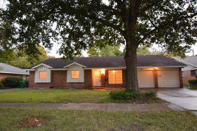 Houston Single Family Home For Sale: 8119 Edgemoor Drive