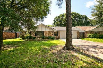 Houston Single Family Home For Sale: 1503 Shadow Bend Drive