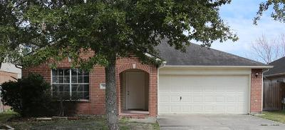 Dickinson, Friendswood Rental For Rent: 315 Mammoth Springs Lane
