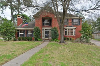 Kingwood Single Family Home For Sale: 3903 Shady Terrace Drive