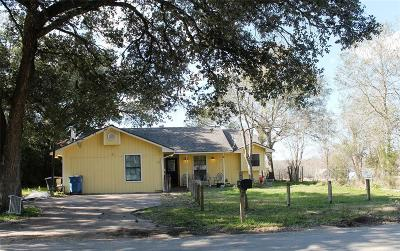 Austin County Single Family Home For Sale: 518 S Masonic Street