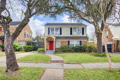 Houston Single Family Home For Sale: 2209 W Main Street
