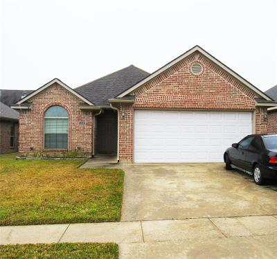 College Station Single Family Home For Sale: 4338 Spring Garden Drive