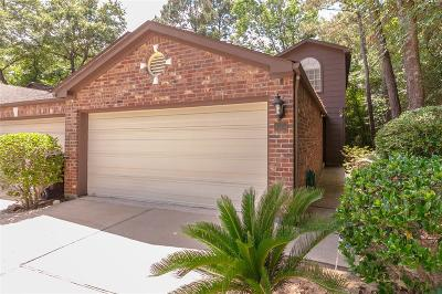 The Woodlands TX Condo/Townhouse For Sale: $174,900