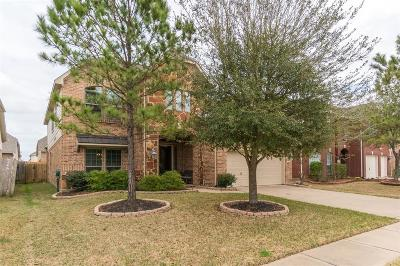 Katy Single Family Home For Sale: 6115 Calder Field Drive
