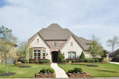Kingwood TX Single Family Home Sold: $599,900