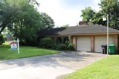 Houston Single Family Home For Sale: 530 E Canino Road