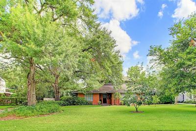 Houston Single Family Home For Sale: 2436 Glen Haven Boulevard
