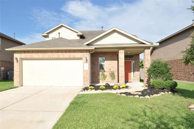Missouri City Single Family Home For Sale: 2822 Goodman Ridge Drive