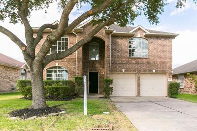 Houston Single Family Home For Sale: 9311 Eaglewood Glen Trail