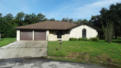 Texas City Single Family Home For Sale: 220 Estelle Circle