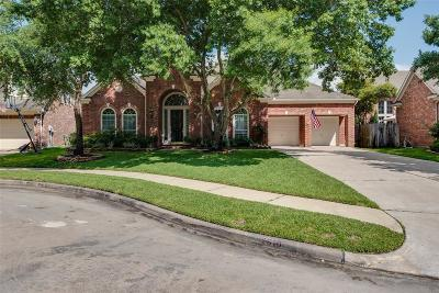 Katy Single Family Home For Sale: 2910 Amy Shores Court
