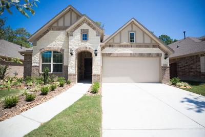 Humble Single Family Home For Sale: 12411 Palo Acebo Lane