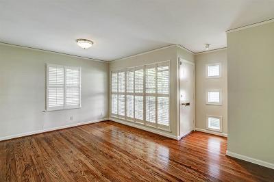 Houston Single Family Home For Sale: 3002 Virginia Street