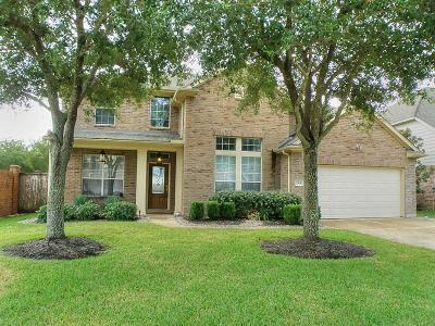 League City Single Family Home For Sale: 2801 Chinaberry Park Lane