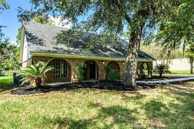 Lake Jackson Single Family Home For Sale: 320 Rabbit Trail