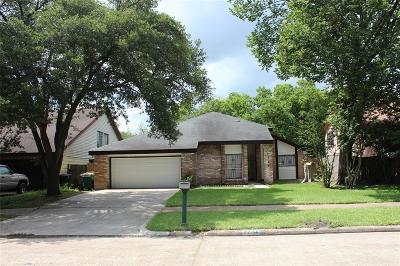 Houston Single Family Home For Sale: 7734 Candlegreen Lane