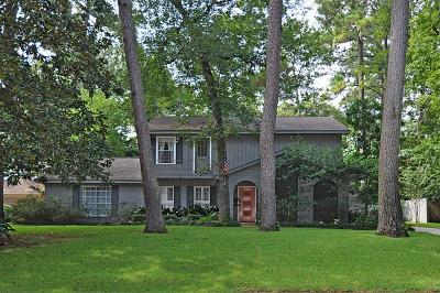 Kingwood Single Family Home For Sale: 2018 Forest Manor