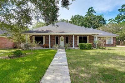 Tomball TX Single Family Home For Sale: $240,000