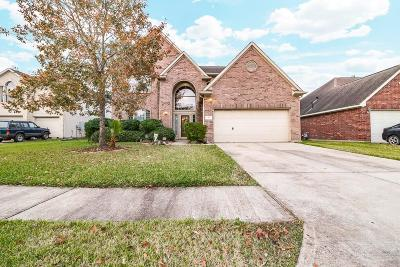 La Porte Single Family Home For Sale: 350 Josh Way