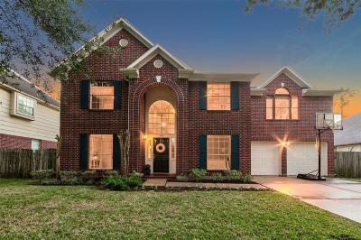 Missouri City Single Family Home For Sale: 810 Hyacinth Place
