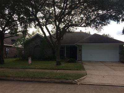 Pearland Single Family Home For Sale: 1028 Glenview Drive