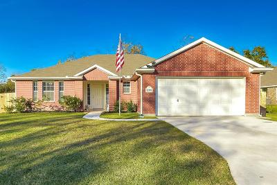 Willis Single Family Home For Sale: 12370 Ridgecrest Drive