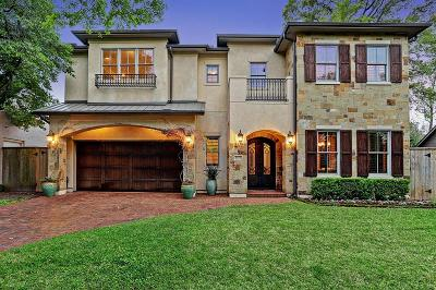 Houston Single Family Home For Sale: 2117 North Boulevard