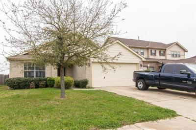 Tomball Single Family Home For Sale: 19622 Bold River Road