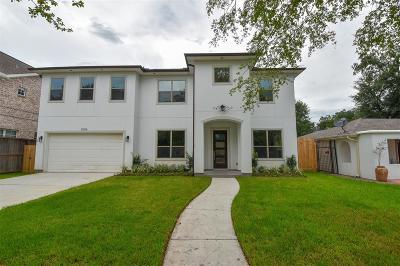 Bellaire Single Family Home For Sale: 5006 Mayfair Street