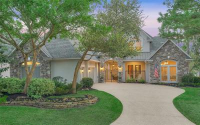 The Woodlands Single Family Home For Sale: 15 Coverdell Park