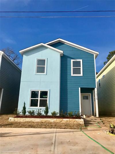 Montgomery Single Family Home For Sale: 16918 Glenheath