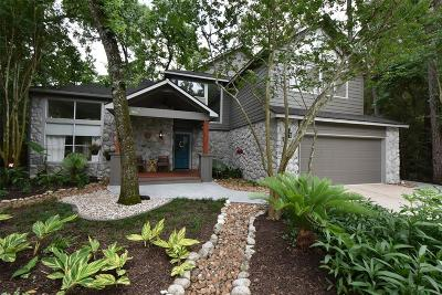 The Woodlands Single Family Home For Sale: 7 Cloudleap Place
