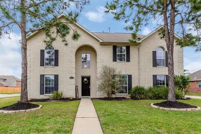 Pearland Single Family Home For Sale: 11305 Madison Court