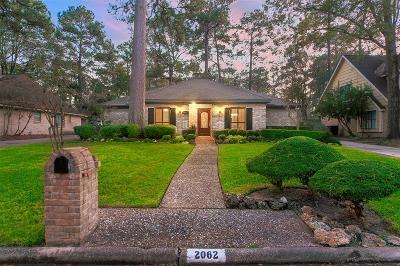 Kingwood Single Family Home For Sale: 2062 Lakeville Drive