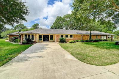 Katy Single Family Home For Sale: 26414 Meadow Lane