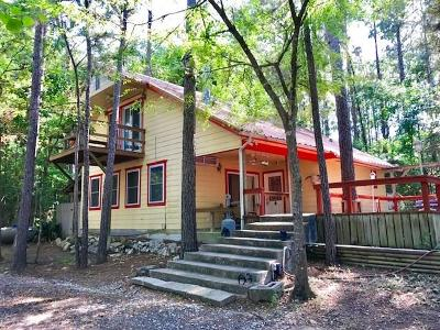 Montgomery Single Family Home For Sale: 15529 Forest Drive